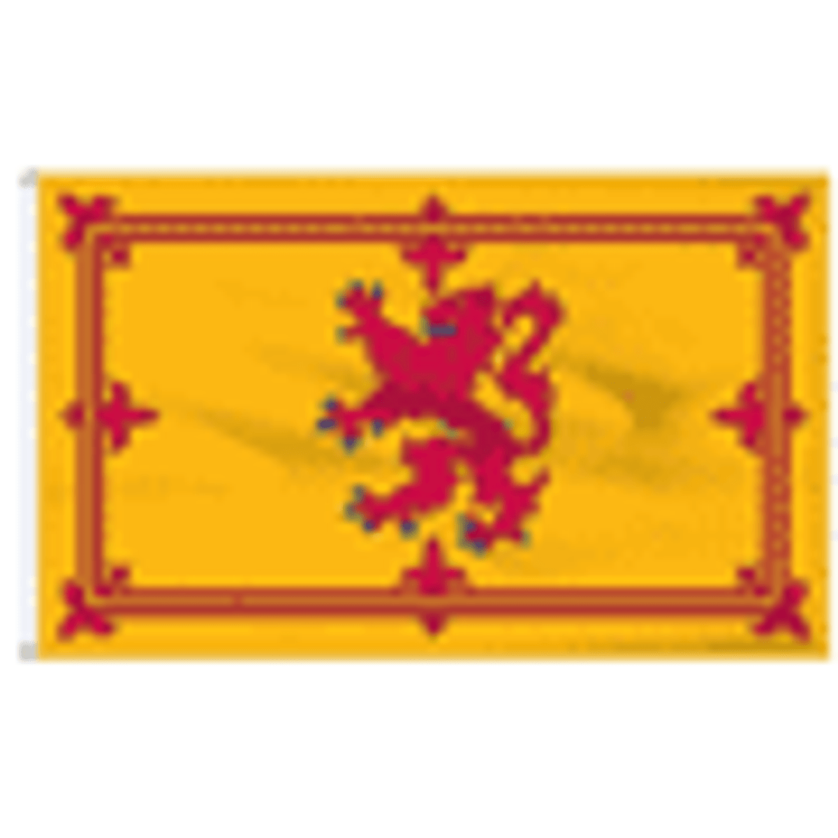 Scotland Rampant Lion Flag - Royal Flag
