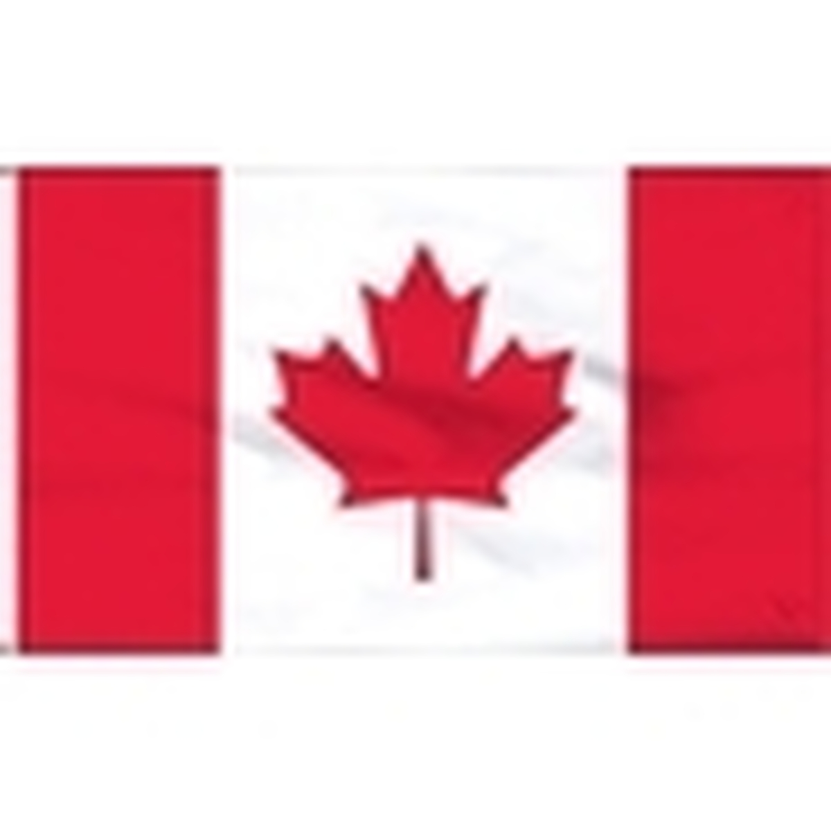 Superknit Polyester Canadian Flags