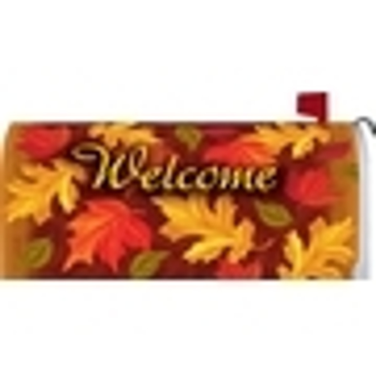 Fall Mailwrap Mailbox Covers