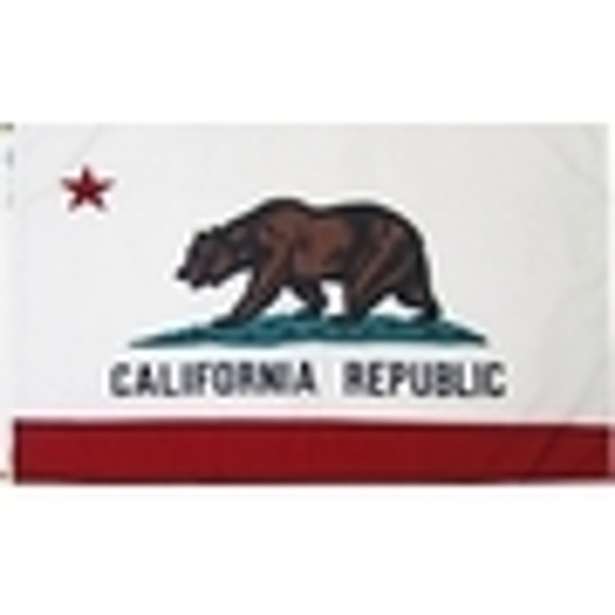 Spectra-Pro Polyester California Flags