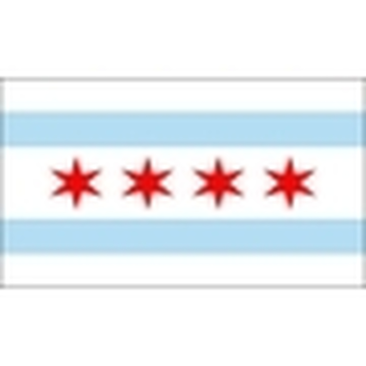 Chicago City Flags