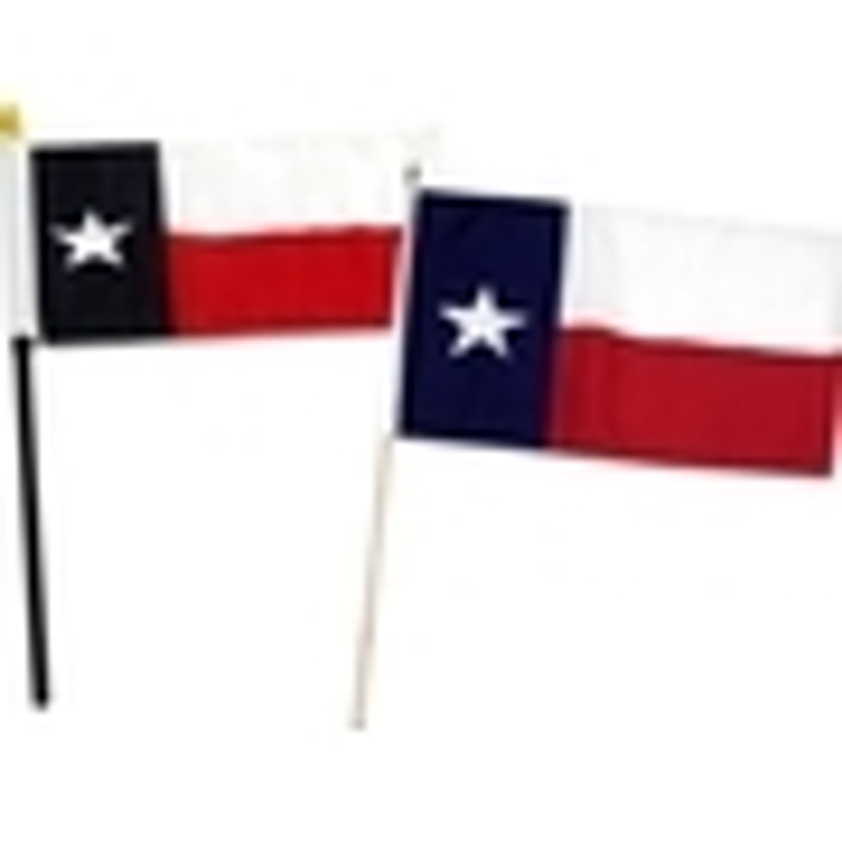 Texas Small Flags