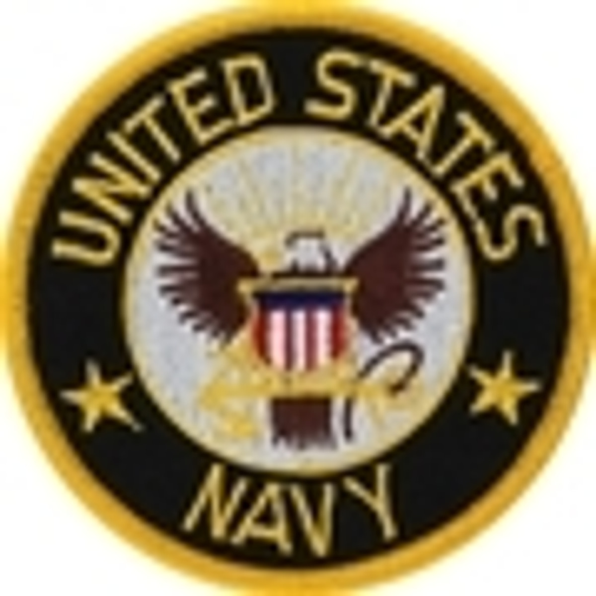 Navy Pin, Patch & Decal