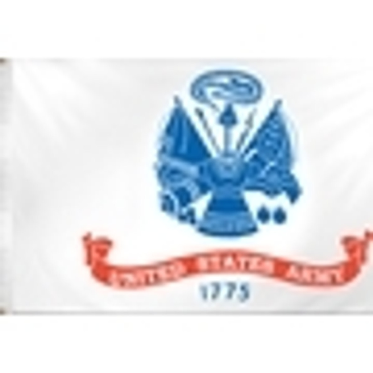 US Army flags