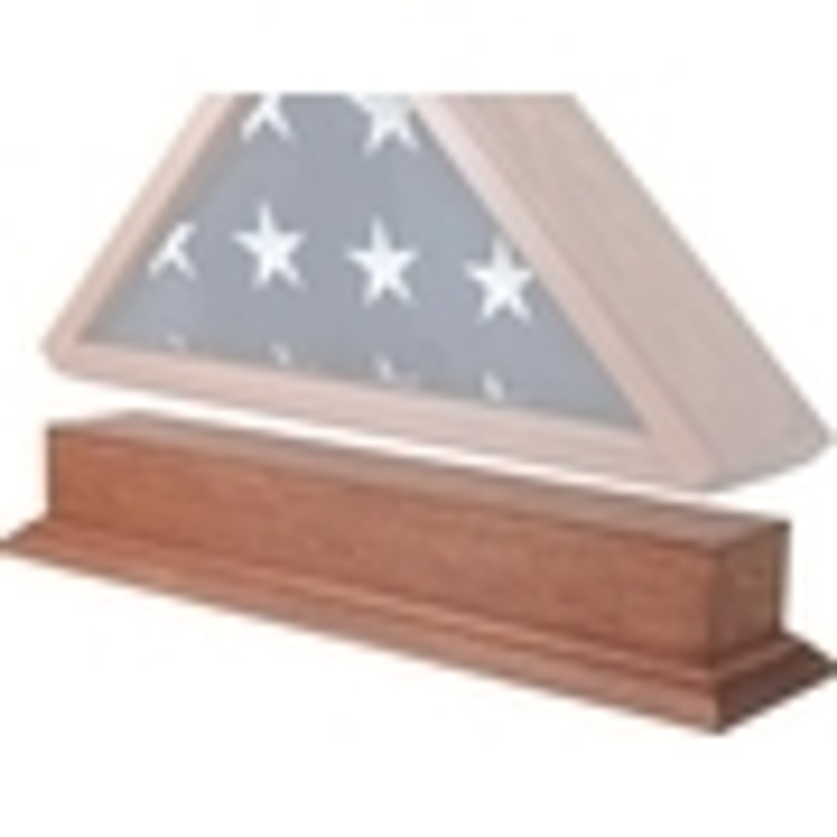 Flag Display Case Pedestals