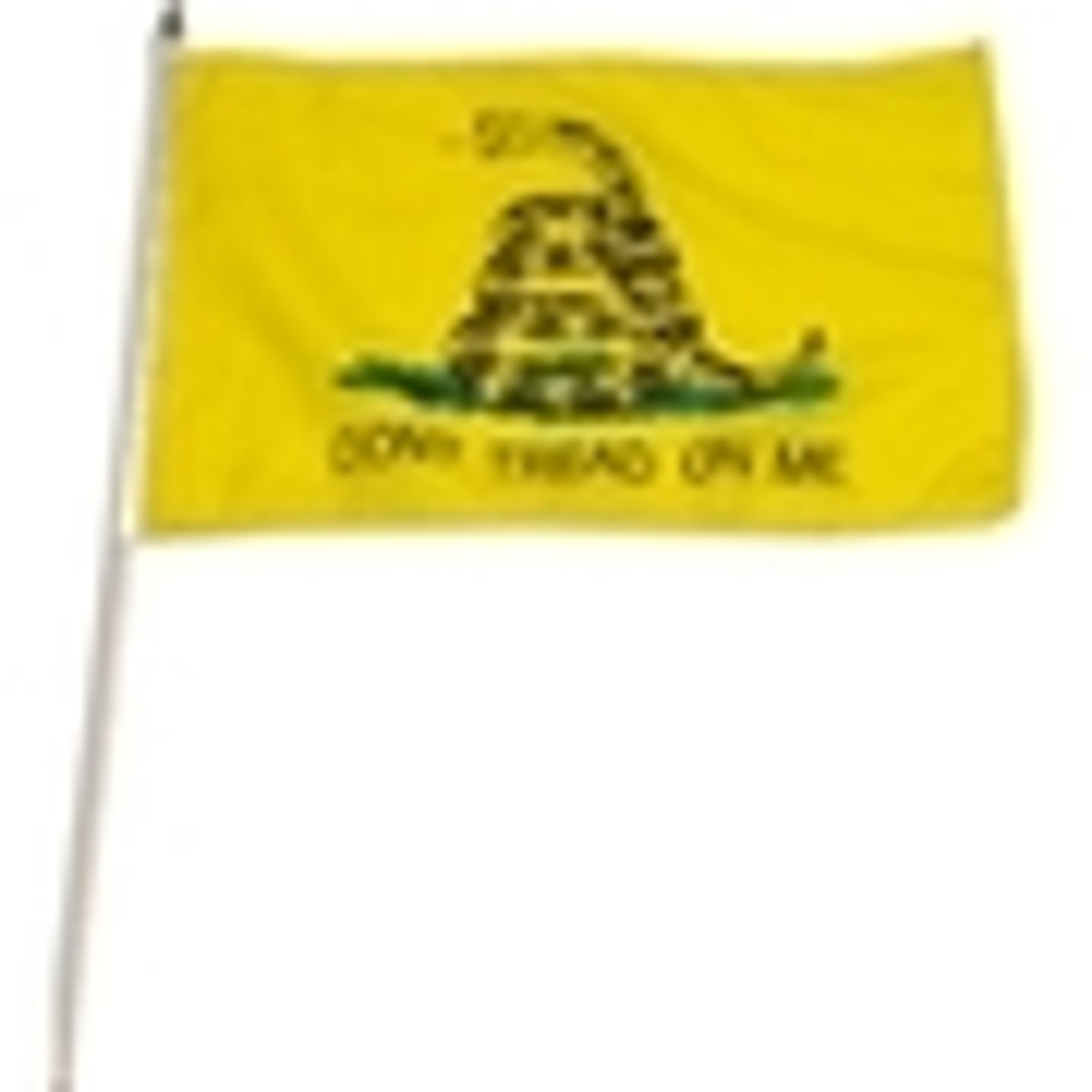 Historical Stick Flags 4x6 inch