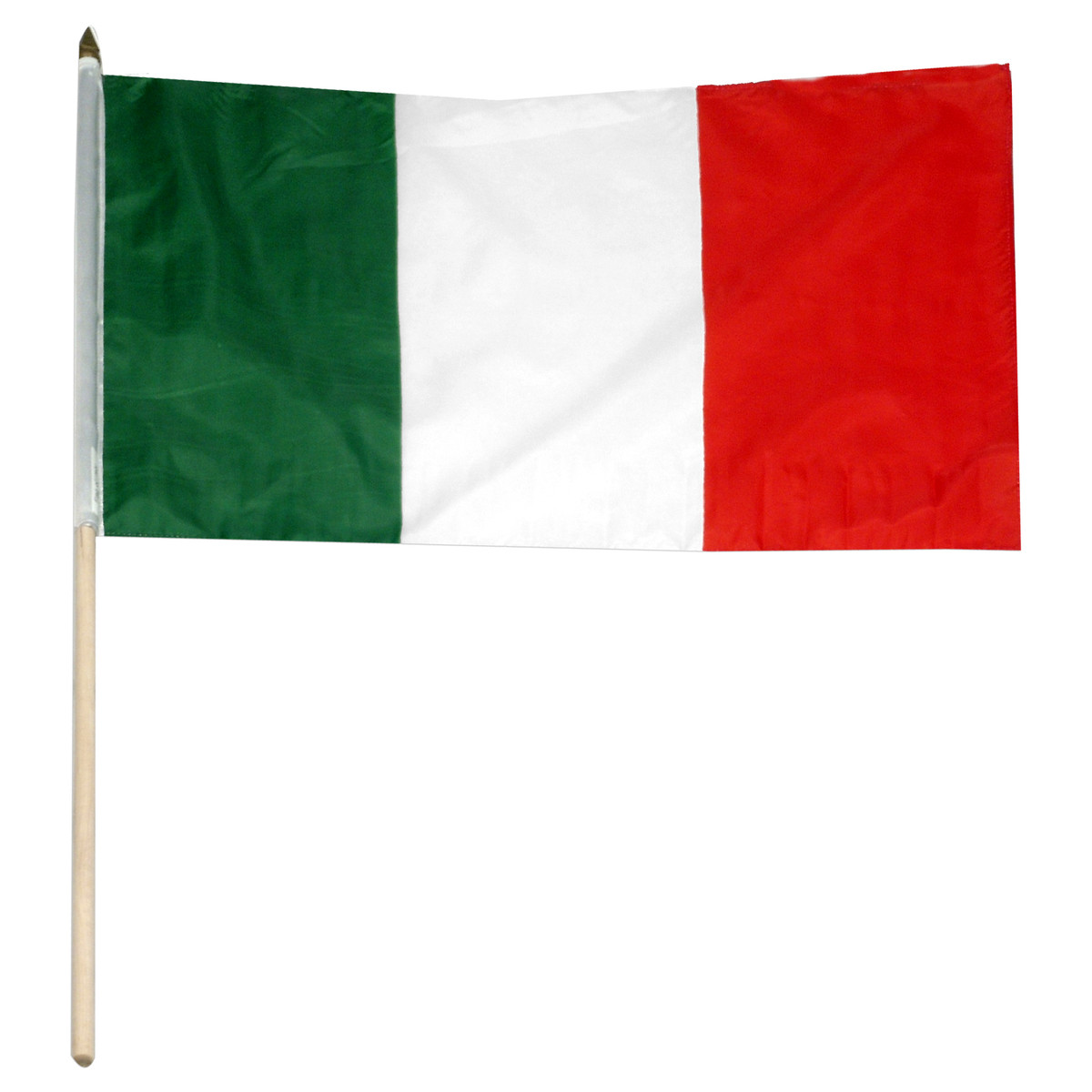 Italy 12in X 18in Polyester Flag