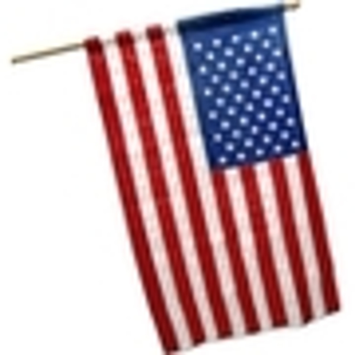 Polyester US Banner Flags