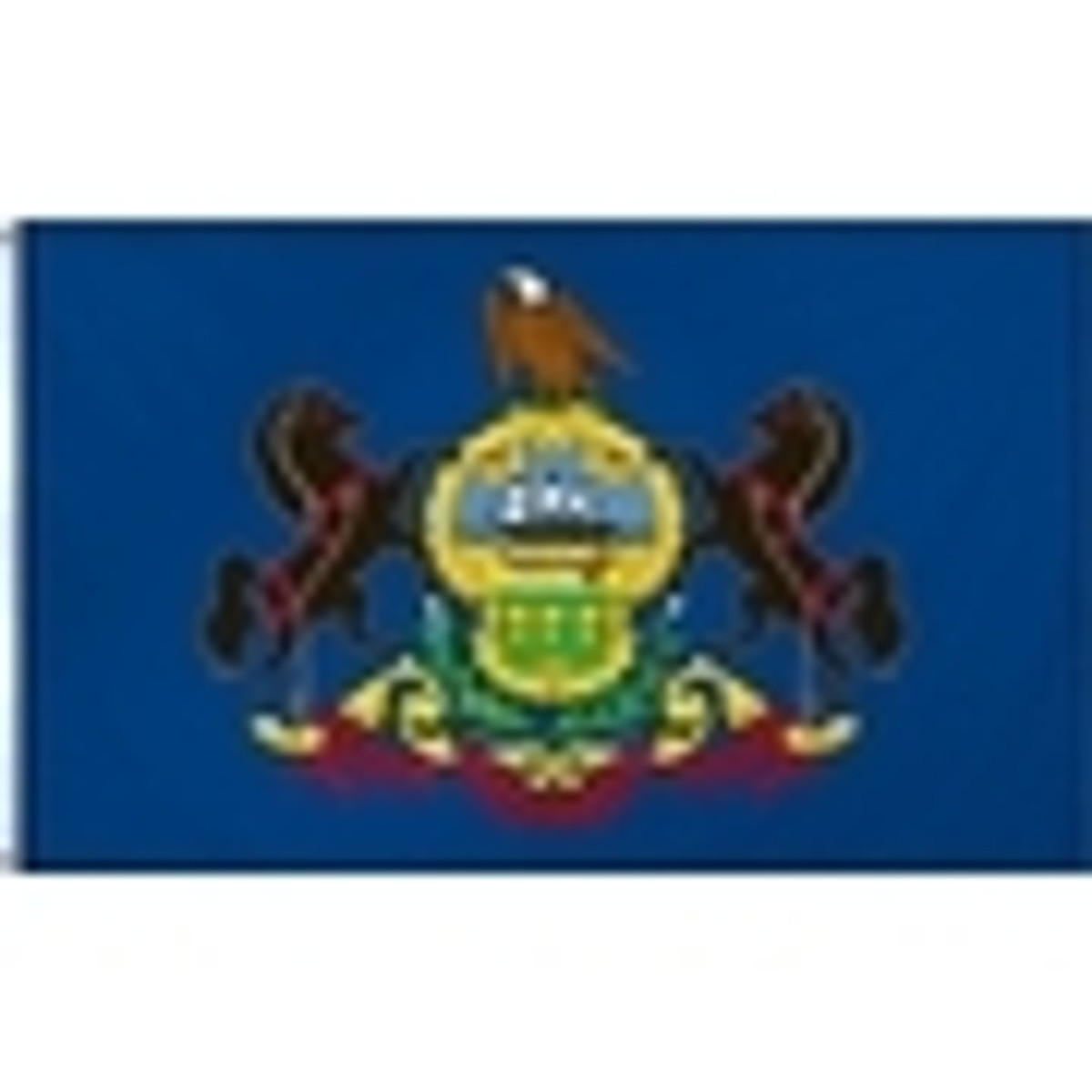 Pennsylvania State Indoor Flags & Kits