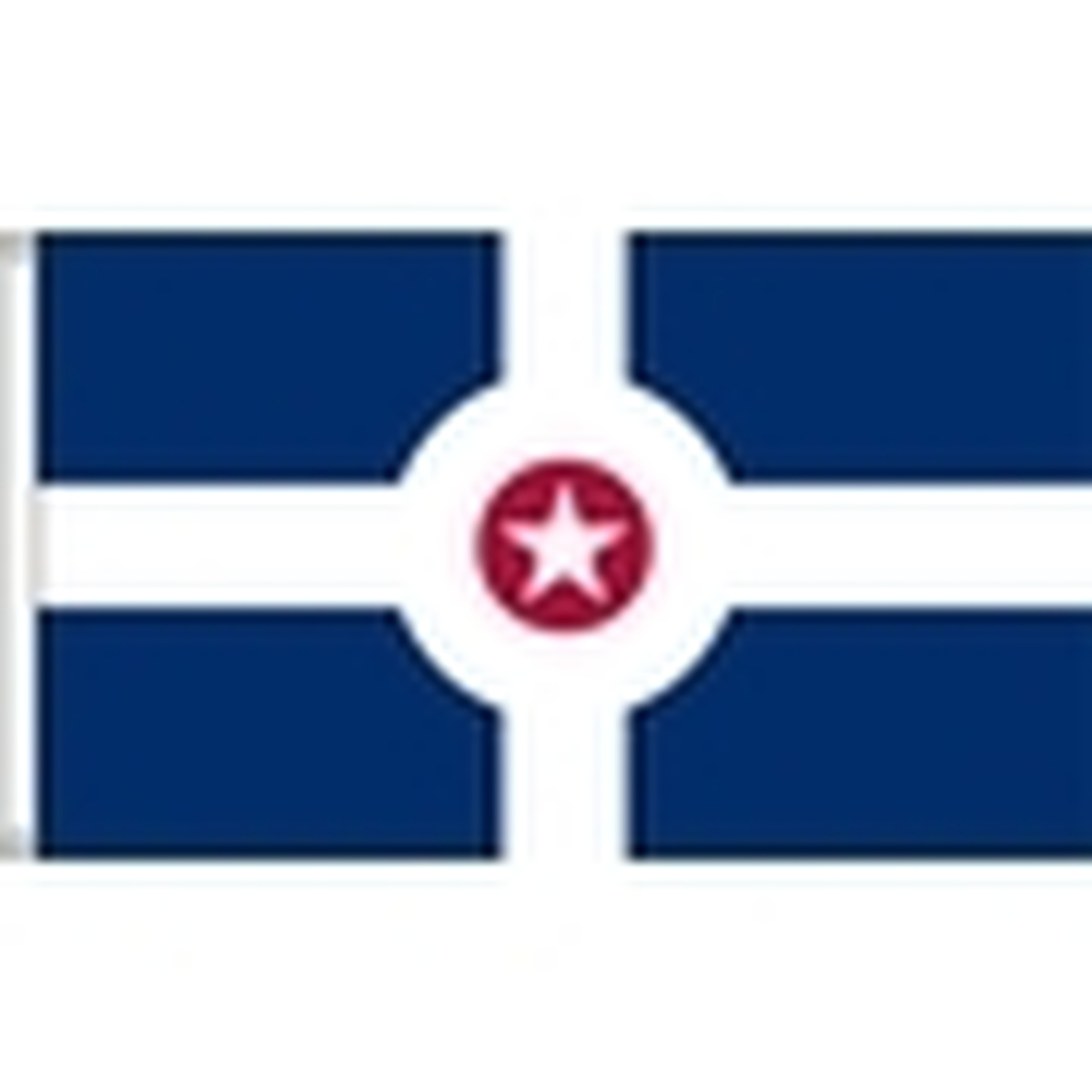 Indianapolis City Flags