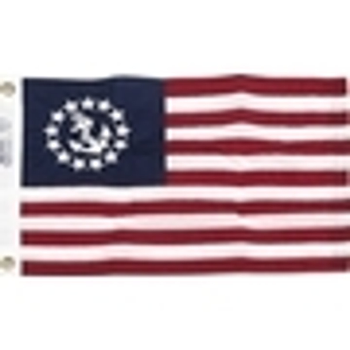 U.S. Yacht Flag - Boat Ensign Flag