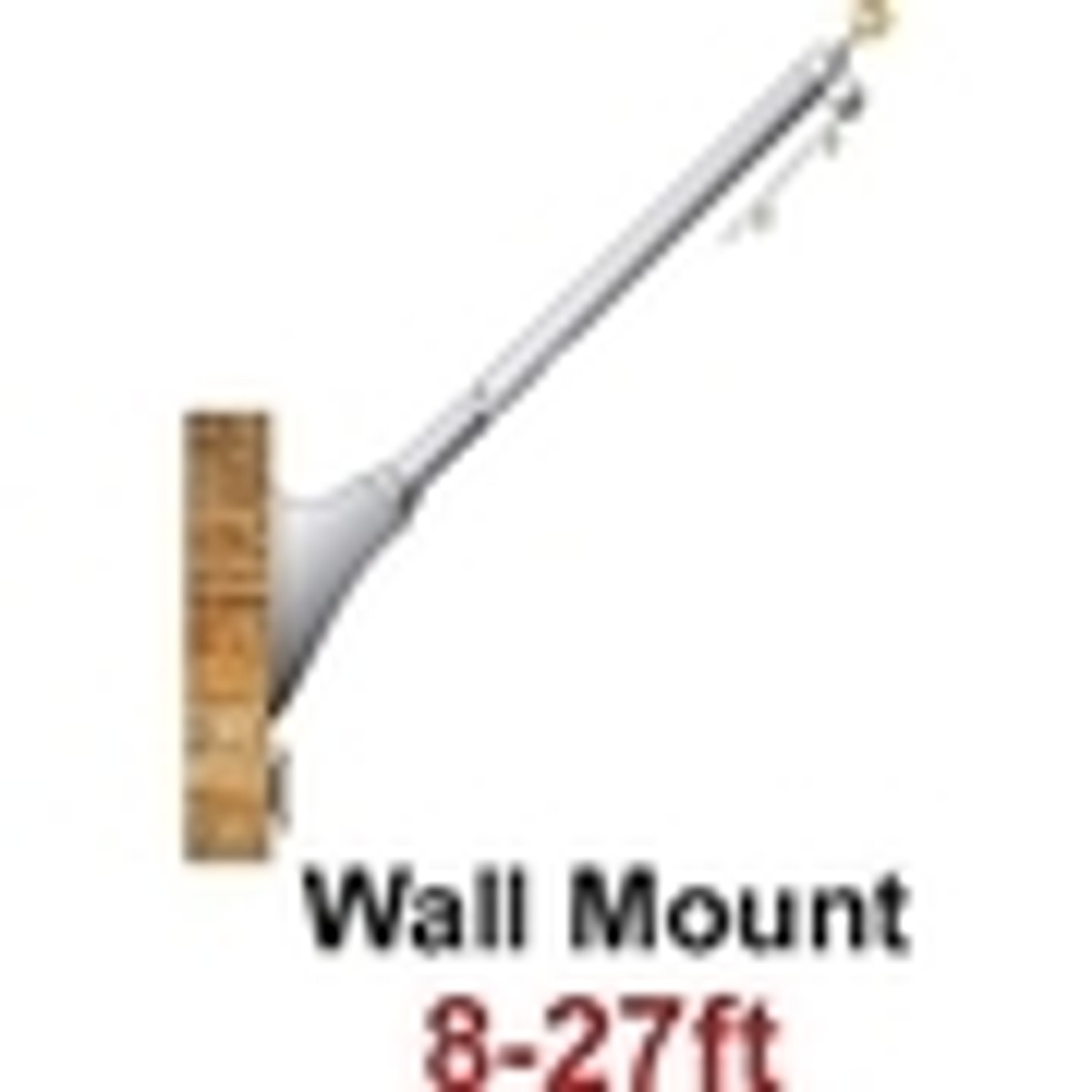 Outrigger Wall Mount