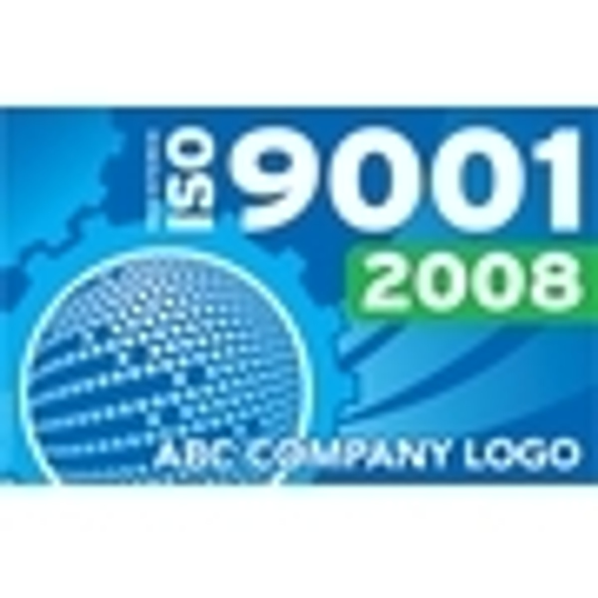 ISO Certification Flags