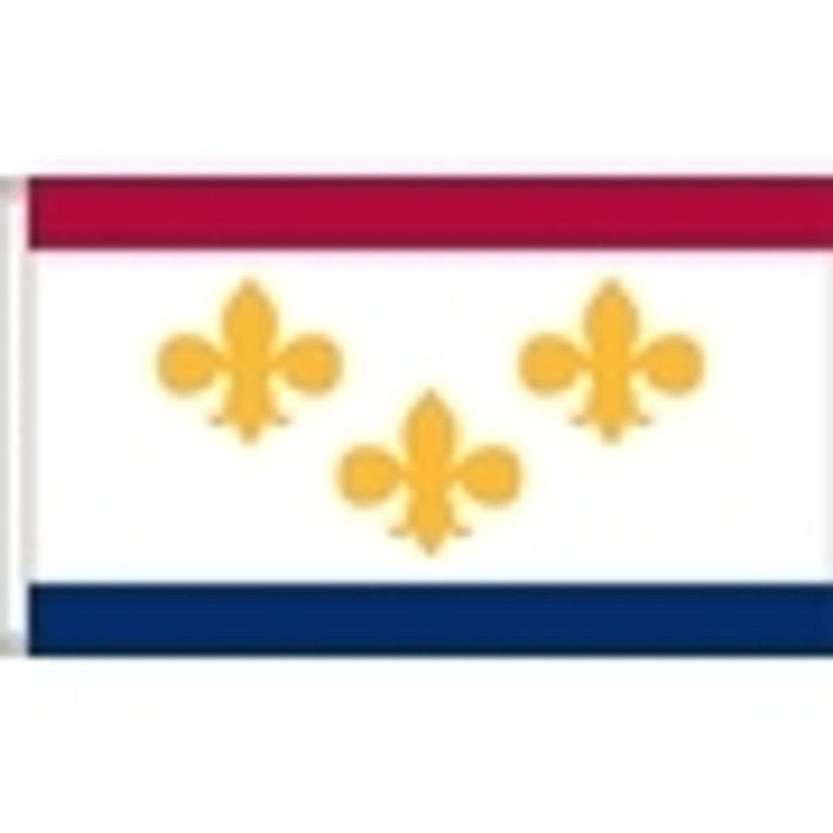 New Orleans Flags