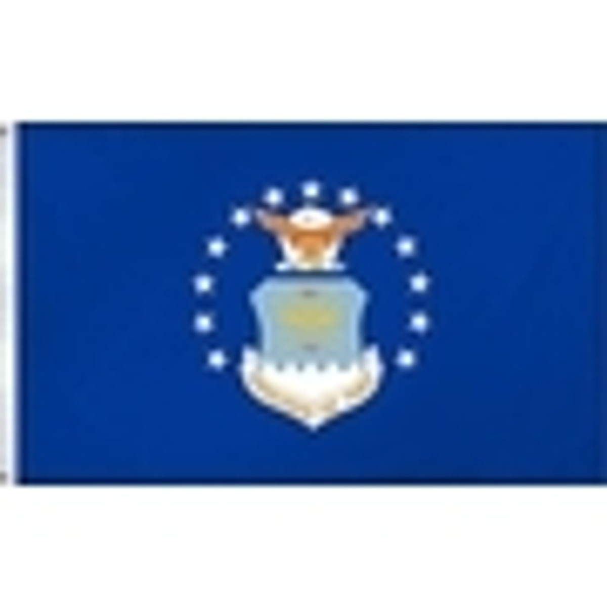 Indoor Air Force Flags & Flagpole Kits