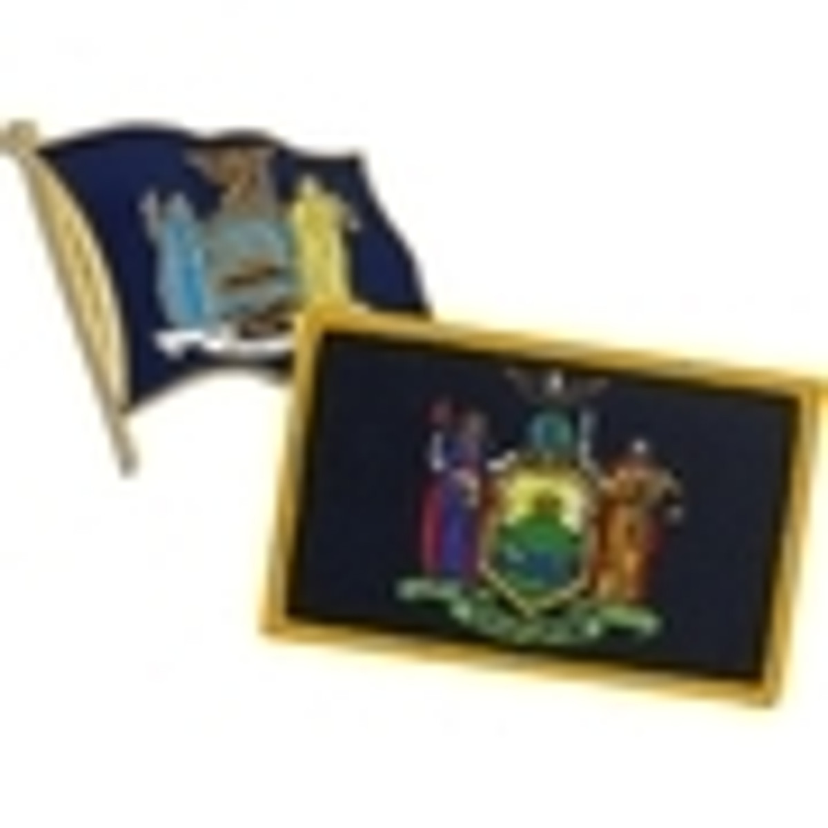 New York Pins, Patches & Decals