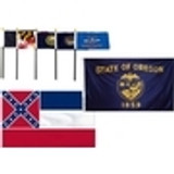 State Flags, Decals & Patches