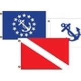 Yacht & Officer Flags