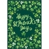 St. Patrick's Day Banner Flags