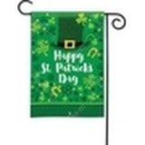 St Patrick's Day Garden Flags