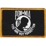 POW MIA Pin, Patches, Decal, Stickers & Tattoos