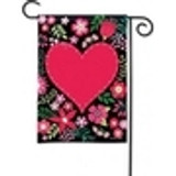 Valentine Garden Flags