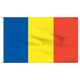"Andorra 12"" x 18"" Nylon Flag - No Seal"