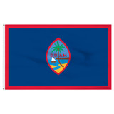 Guam flag 6 x 10 feet nylon