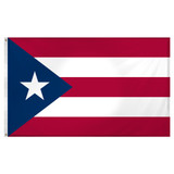 Puerto Rico 3ft x 5ft Super Knit Polyester Flag