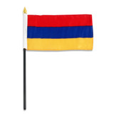 Armenia 4in x 6in Flag