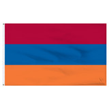 Armenia Flag 5ft x 8ft Nylon