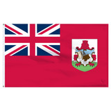 Bermuda  5ft x 8ft Nylon Flag