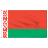 Belarus 5ft x 8ft Nylon Flag