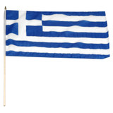 Greece flag 12 x 18 inch