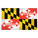 Maryland flag 3 x 5 feet Super Knit polyester