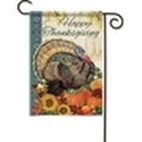 Thanksgiving Garden Flags