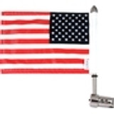 Motorcycle Flags & Flag Mounts