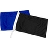 Solid Color Car Flags