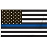Police Flags
