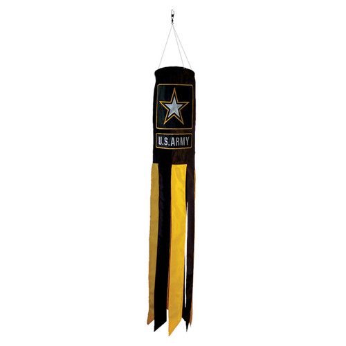 U.S. Army Logo Windsock