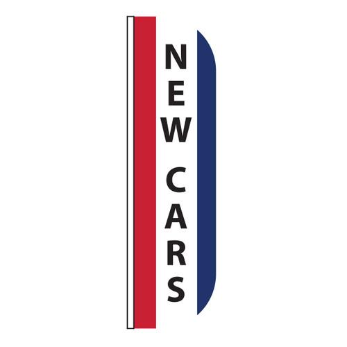 New Cars Message Flutter Flag