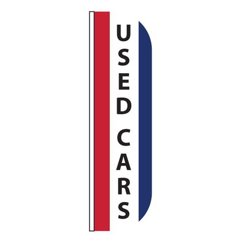 Used Cars Message Flutter Flag