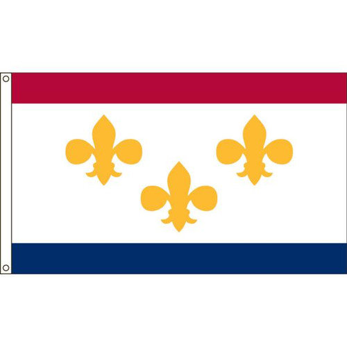 New Orleans 3x5ft Nylon Flag