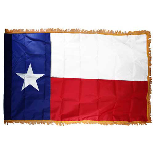 Texas Flag 3ft x 5ft Nylon Indoor