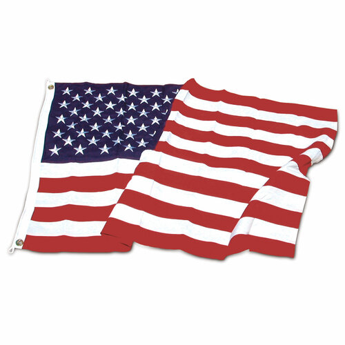 US Flag 12ft x 18ft Sewn Polyester