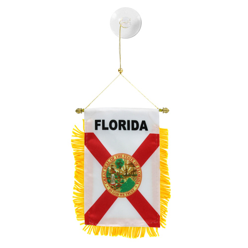 Florida Mini Window Banner