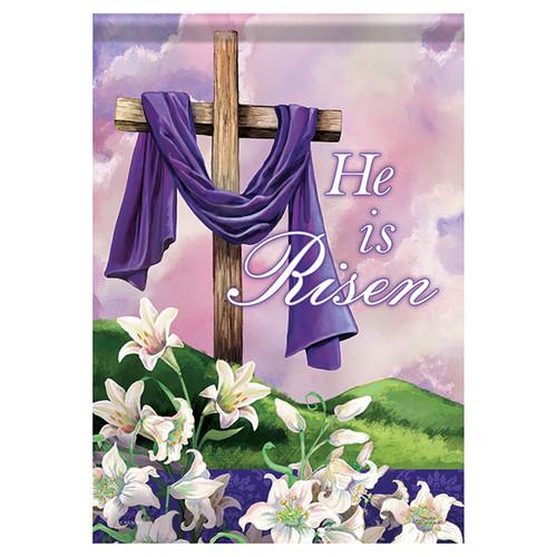 Easter Garden Flag - Holy Times