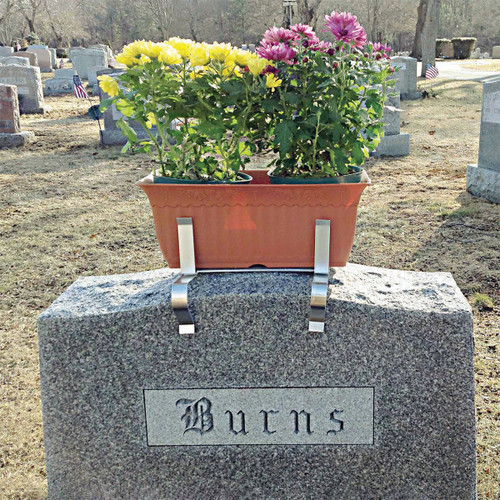Headstone Planter - Rectangle