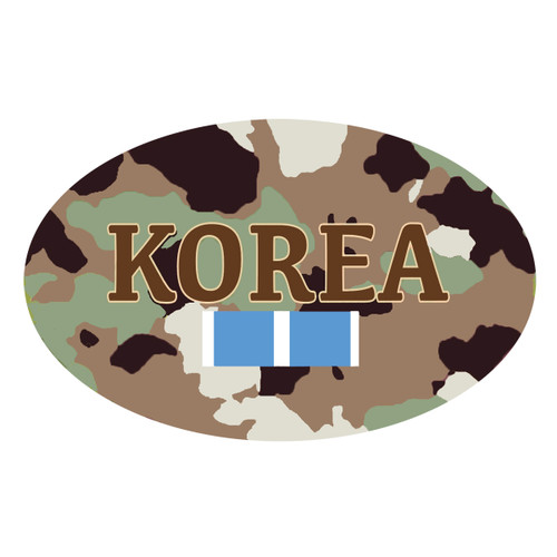 Korean War Oval Add On