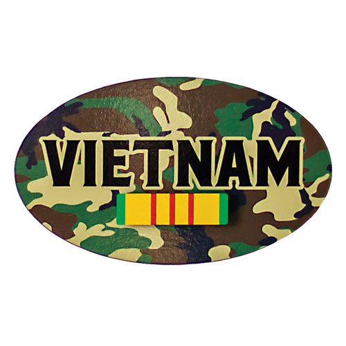 Vietnam War Oval Add On